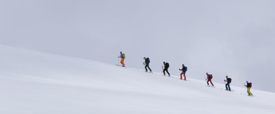 Ski tour in Ala Archa and Arabel