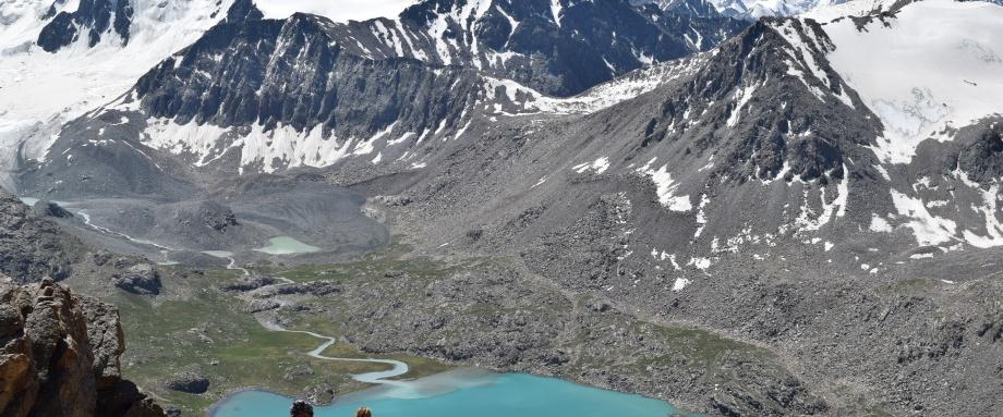 Озеро Ала Куль трек и восхождение