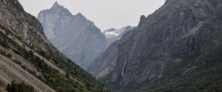 Belogorka Gorge
