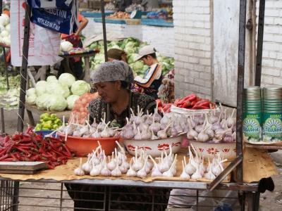 Oriental flavor of Kyrgyzstan
