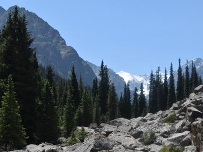 Ущелье Чон Кызыл-Суу