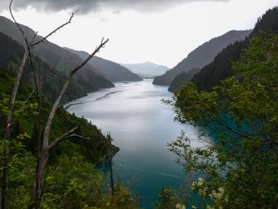 Трек к озеру Сары Челек