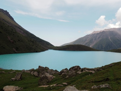 Озеро Кель-Тор